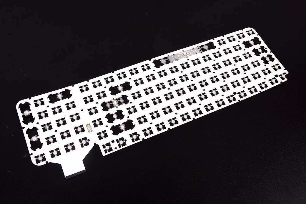 键盘按键线路
