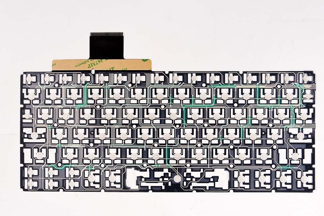 键芯薄膜线路