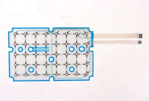 小键盘导电膜