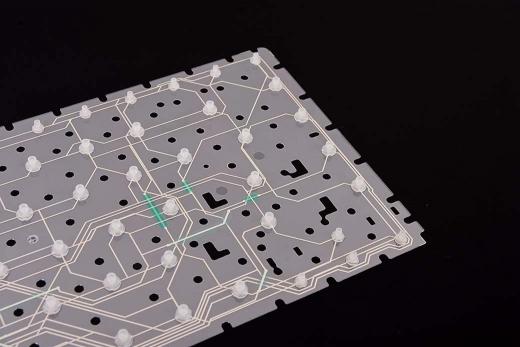 键盘薄膜线路