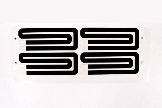 石墨烯电热片