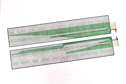 电子琴导电膜