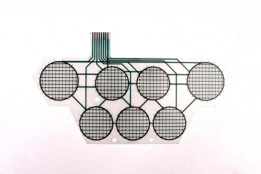 电子鼓柔性线路